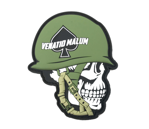 Venatio Malum Patches