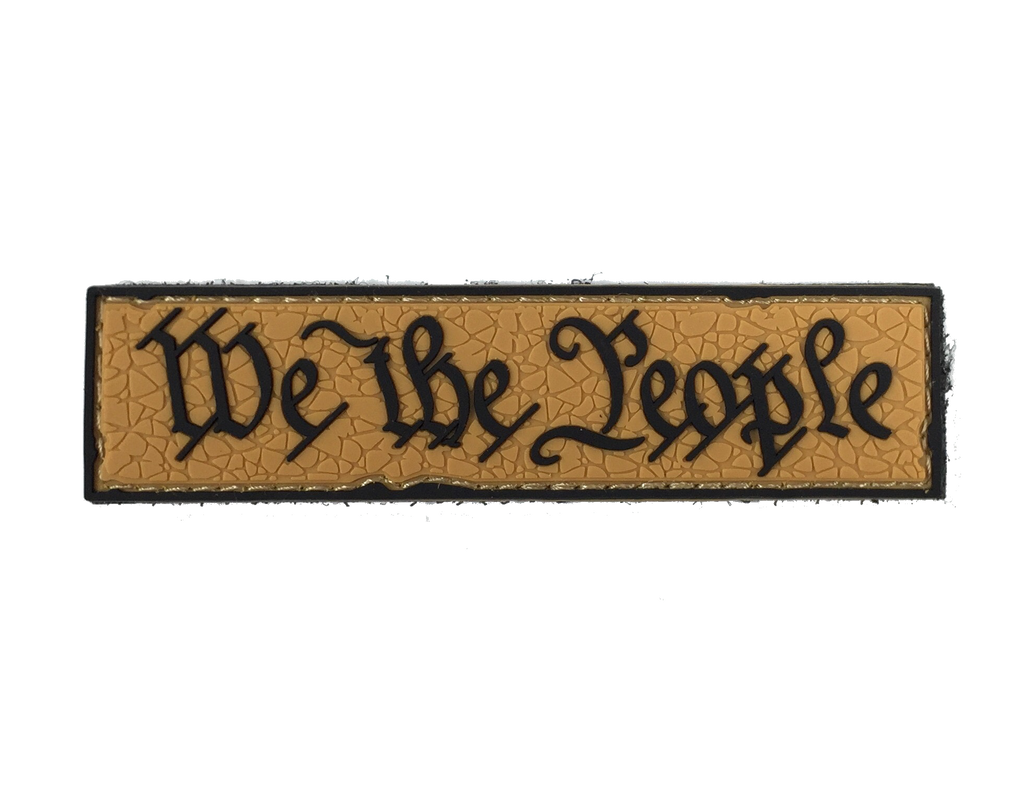 We The People - Patch