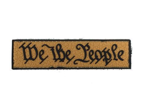 We The People - Morale Patch