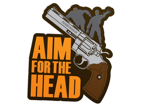 Aim for the Head - Patch