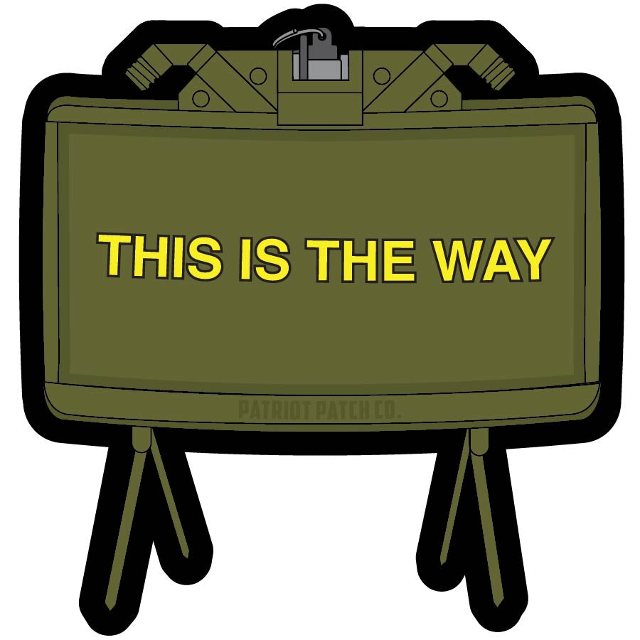 This is the Way - Patch