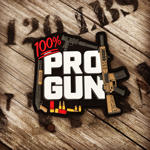 100% PROGUN - Patch