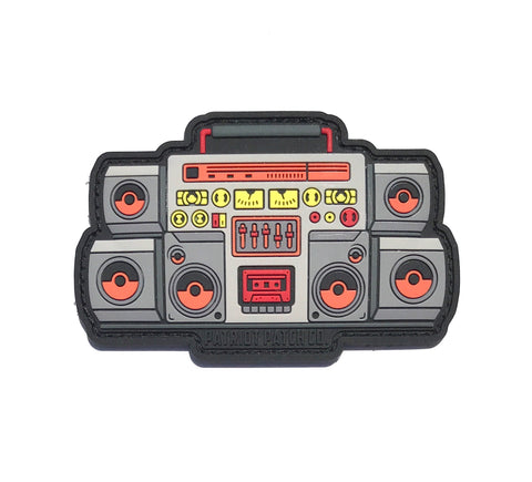 '80s Boombox - Patch