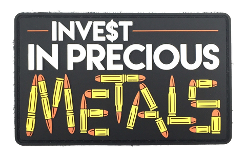 Invest In Precious Metals - Patch