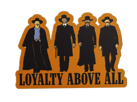 Loyalty Above All - Patch