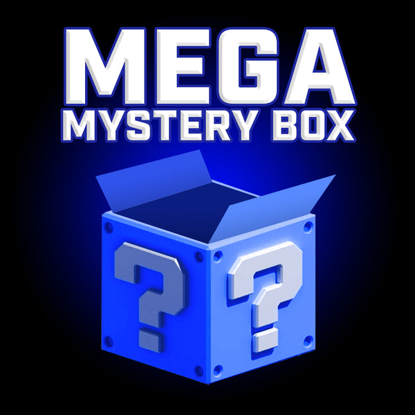 Mega Mystery Cleaning Mat, Patch, & Sticker Box