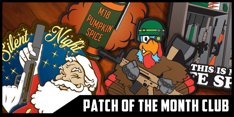 Patch of the Month Club