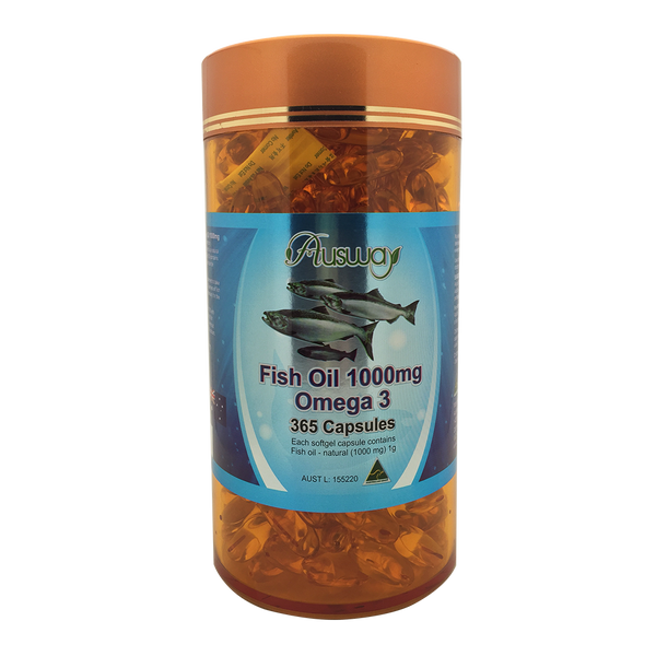 Ausway Fish Oil Omega 3