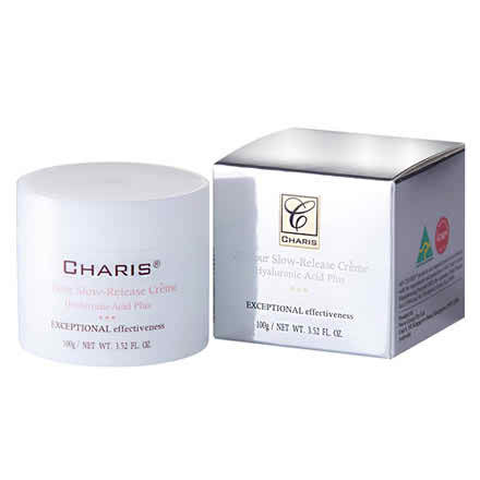 CHARIS 24 Hour Slow-Release Cream Hyaluronic Acid Plus