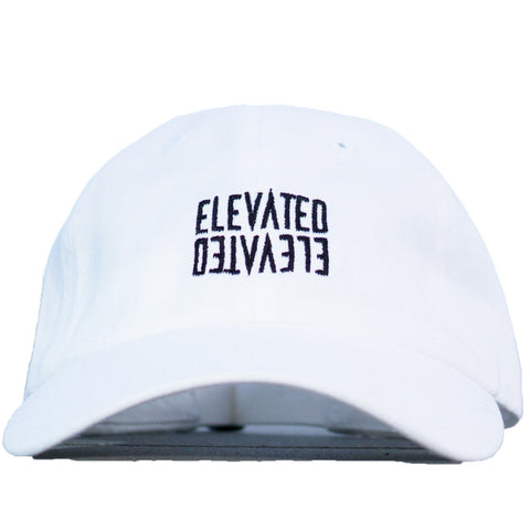 Dad Hat White
