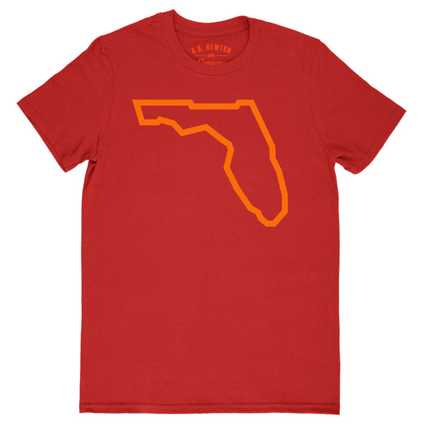 Florida State Road Sign Shirt -  Unisex - A. B. Newton and Company