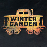 Winter Garden Chessie System Caboose Rustic Wind Chime - A. B. Newton and Company
