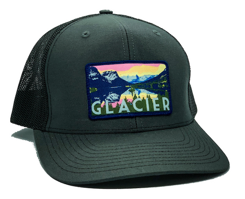 National Park Hat - Glacier Classic