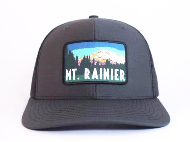 National Park Hat - Mt. Rainier Classic