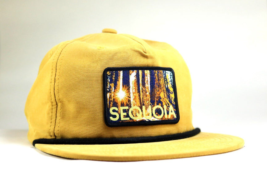 National Park Hat - Sequoia Camper
