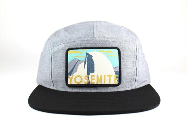 National Park Hat - Yosemite 5 Panel