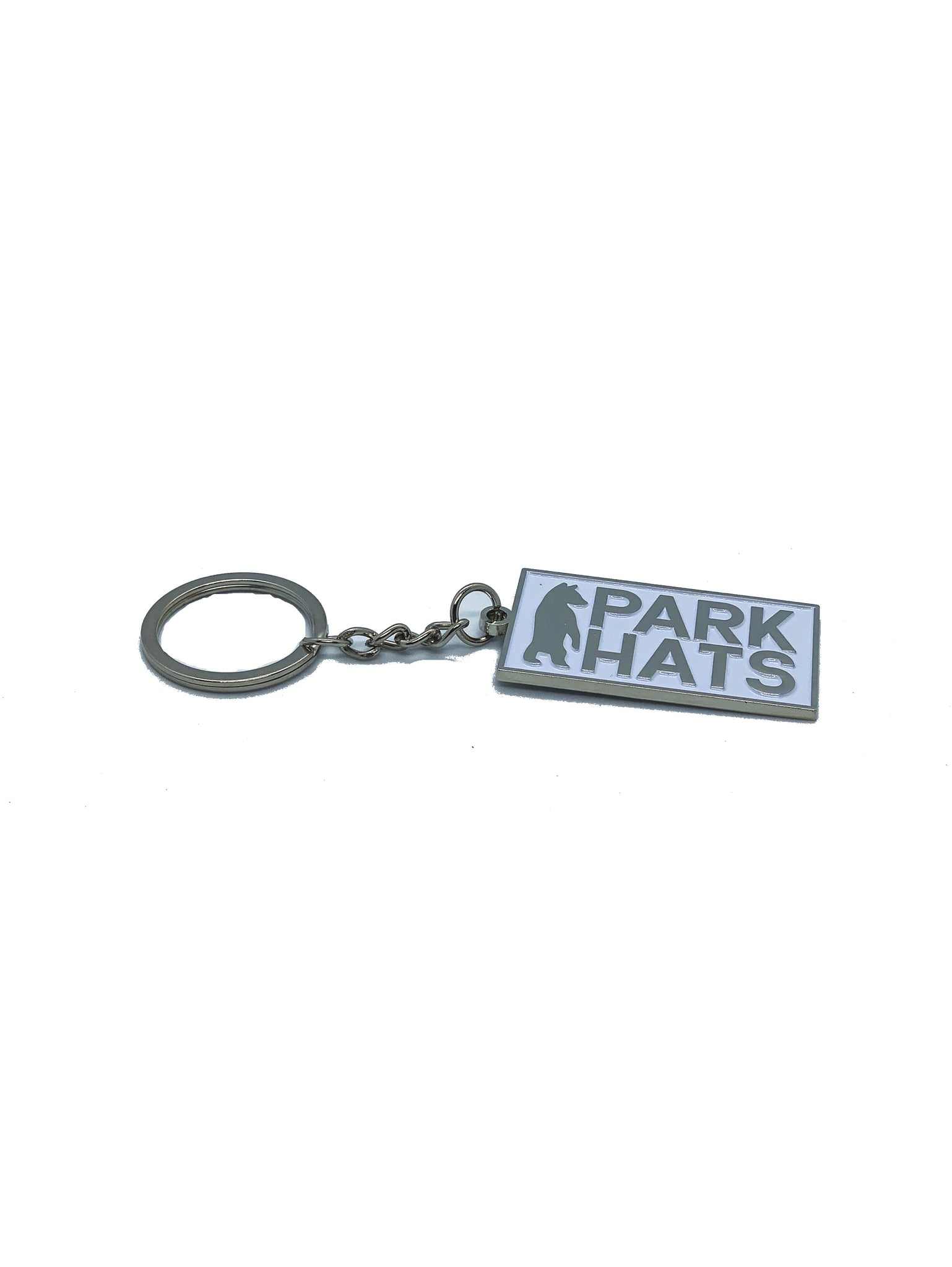 Park Hats Key Chain