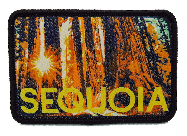 National Park Patch - Sequoia