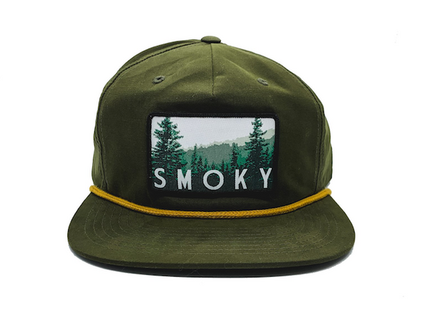 National Park Hat - Smoky II Camper