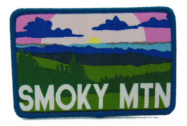 National Park Patch - Smoky Mountain