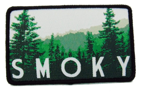 National Park Patch - Smoky Mountain II