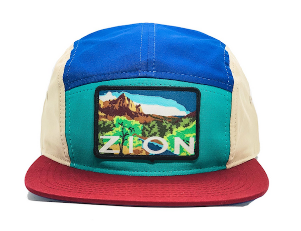 National Park Hat - Zion - LIMITED EDITION BLOCK