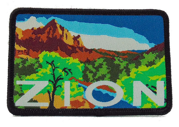 National Park Patch - Zion