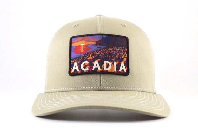 National Park Hat - Acadia Classic