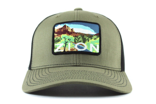 National Park Hat - Zion Classic