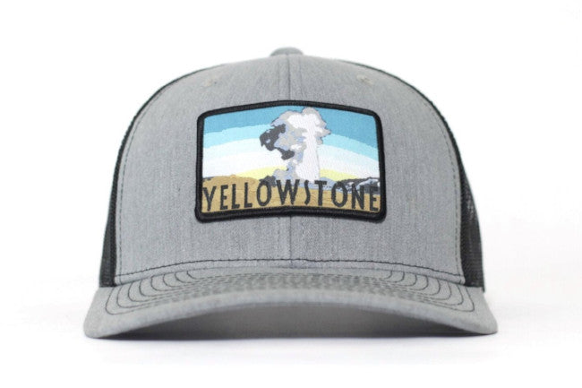 National Park Hat - Yellowstone Classic
