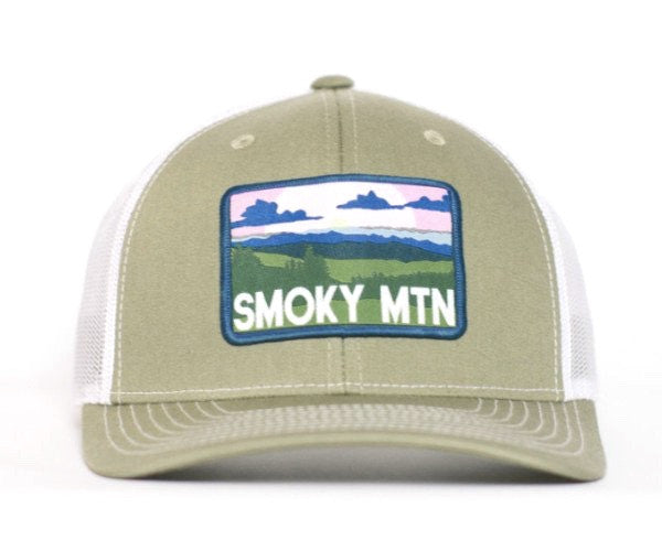 National Park Hat - Smoky Mountain Classic