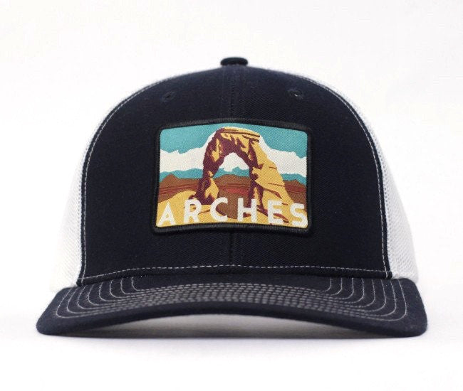 National Park Hat - Arches Classic