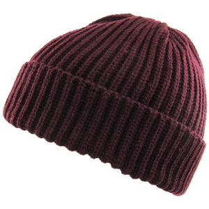 STEM Beanie- BURGUNDY - STEM Clothing Group