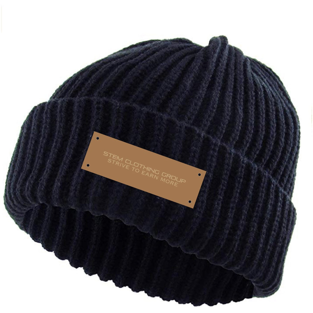 STEM Beanie- Navy - STEM Clothing Group
