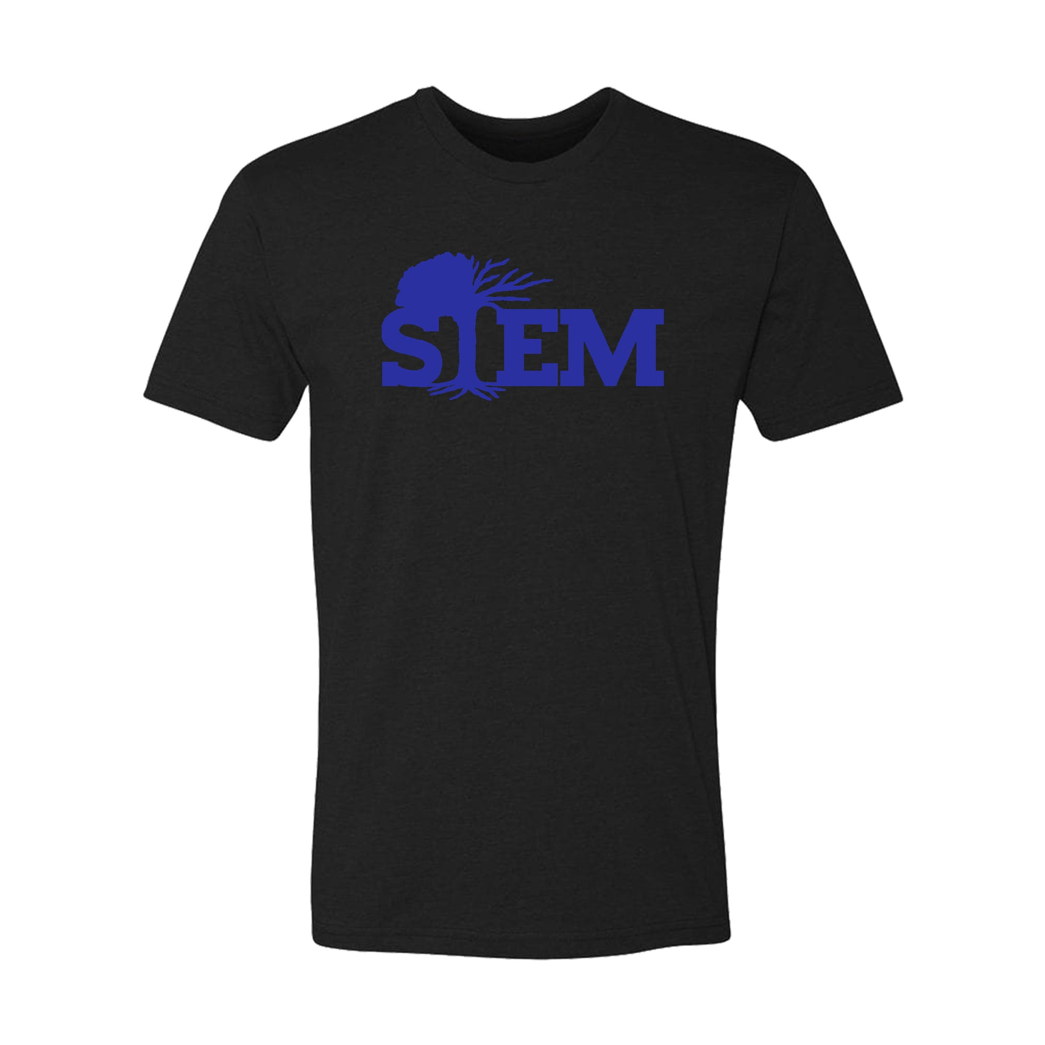 STEM Men's Essential T-Shirt- Black - STEM Clothing Group