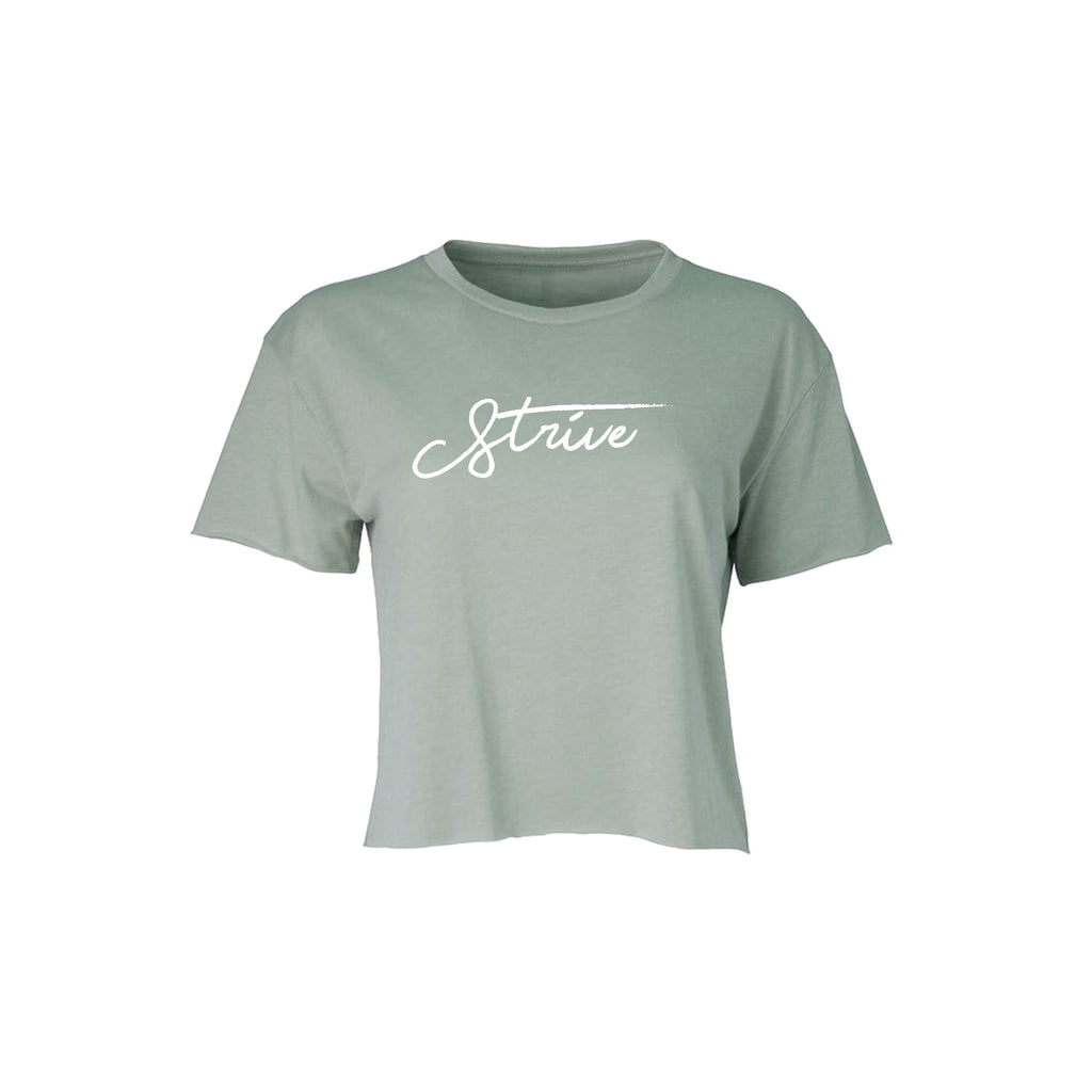 STEM Women's Daily Crop Top - STEM Clothing Group