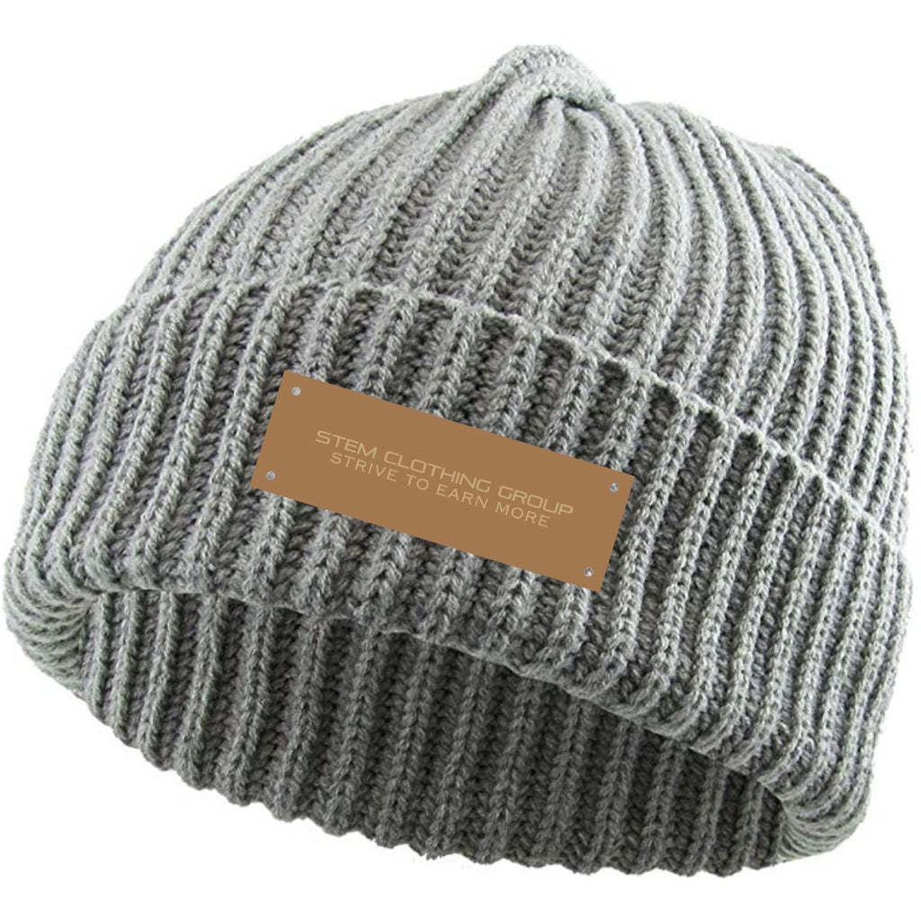 STEM Beanie- GRAY - STEM Clothing Group