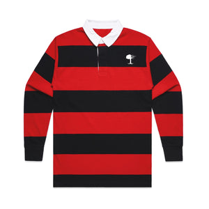 STEM Men's Classic Striped Rugby Polo (Limited Edition) - STEM Clothing Group