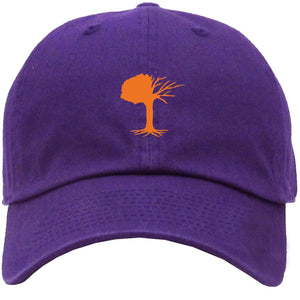 STEM Classic Sports Cap (Purple) - STEM Clothing Group