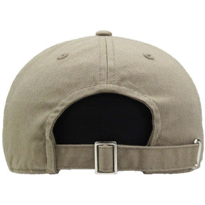 STEM Classic Sports Cap (Khaki) - STEM Clothing Group