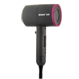Negative Ionic Hair Dryer With Diffuser & 2 Nozzles - Lightweight, Low Noise and Volumizer - $49.99 - 50% OFF!!