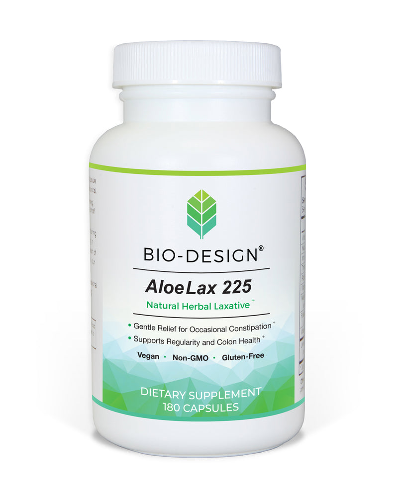 Aloe Lax 225 - Natural Herbal Laxative
