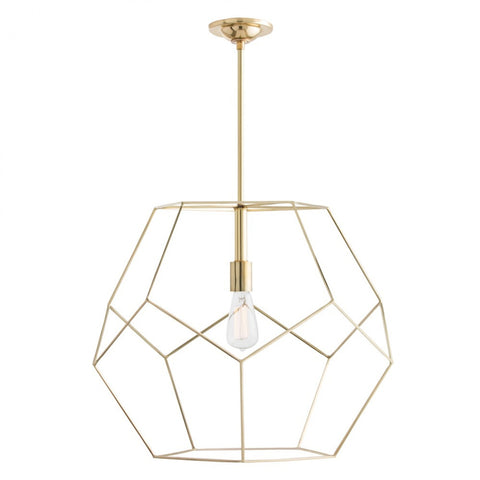 Arteriors Lighting Mara Large Pendant