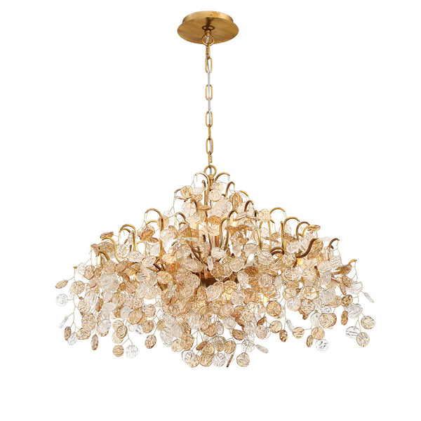 Eurofase Compobasso 8 Light Chandelier
