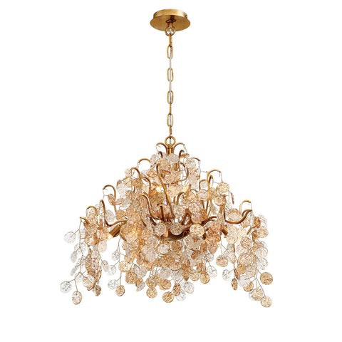 Eurofase Compobasso 11 Light Chandelier
