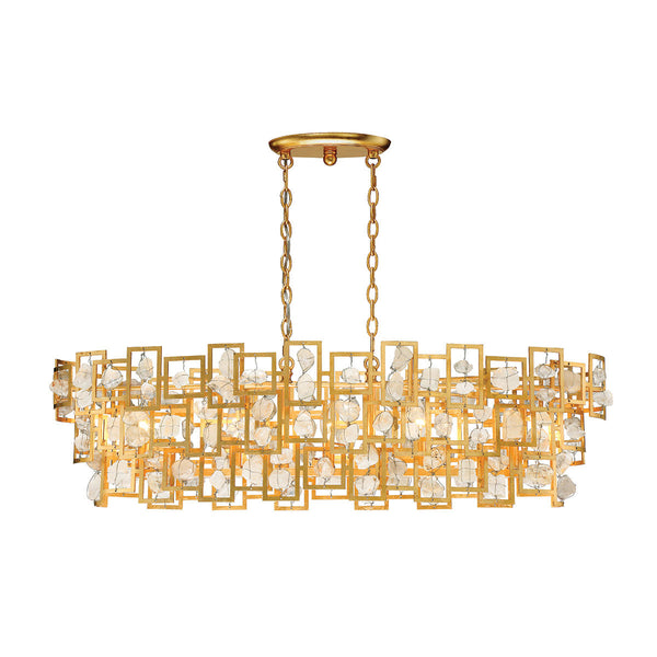 Eurofase Elrose 5 Light Chandelier