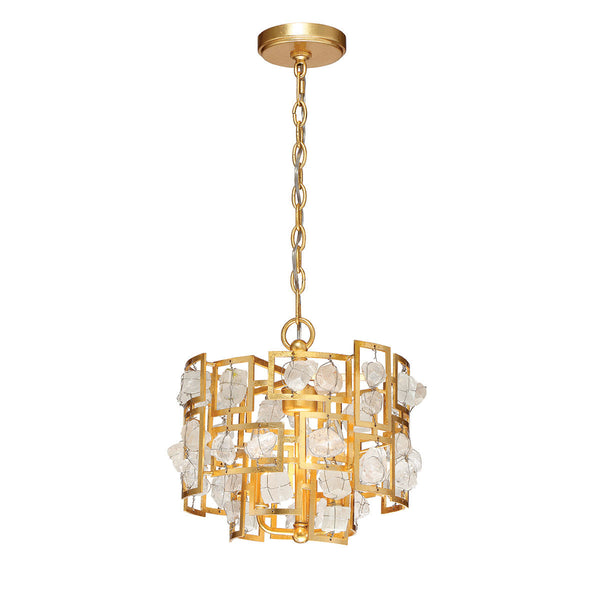 Eurofase Elrose 3 Light Pendant