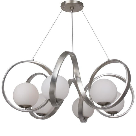 Crystorama Arlo 6 Light Chandelier
