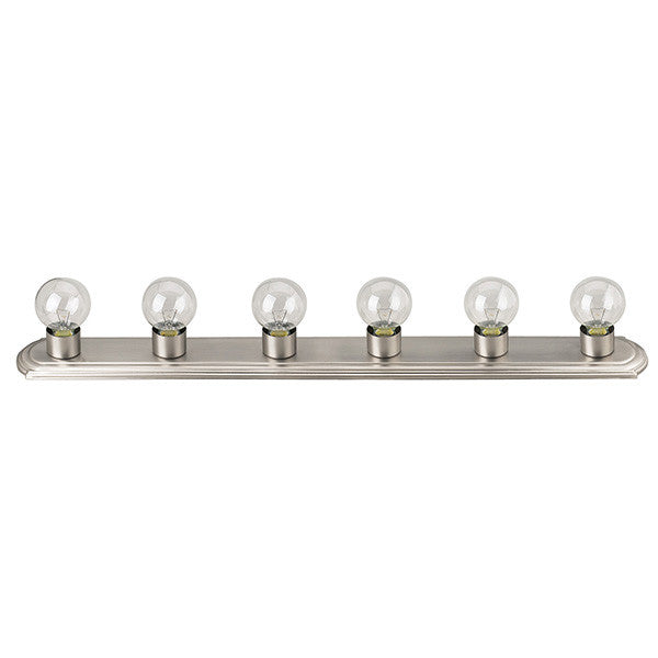 Canarm 6 light bathroom strip Vanity