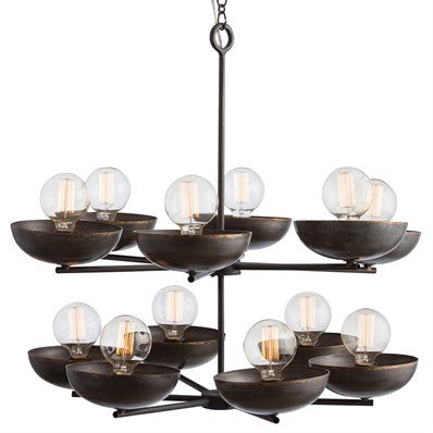 Arteriors Lighting Stewart Chandelier